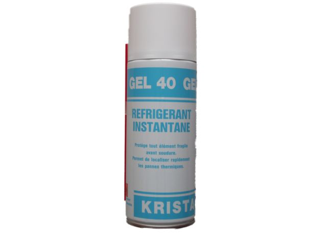 Gel40 Kristal spray