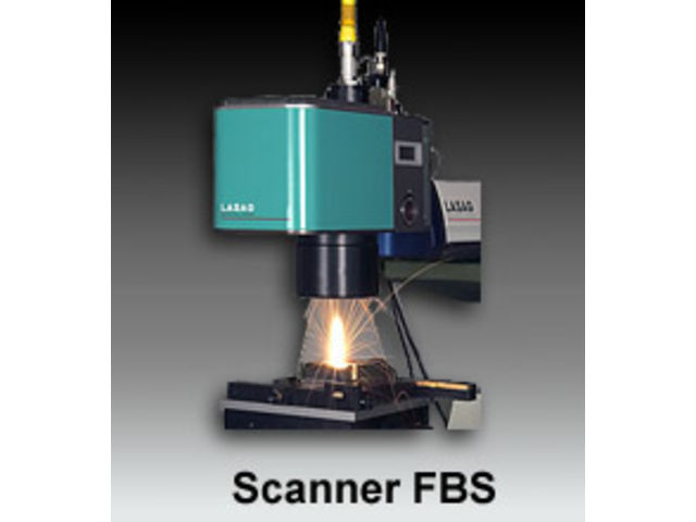Laser Beam Delivery : Scanner FBS