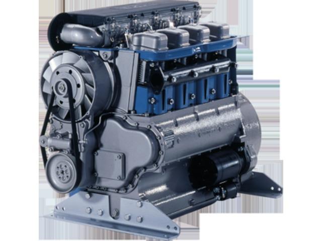 Mehrzylindermotoren: 2-4M41 / 4M42