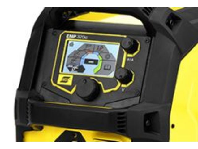 Multiprozess-Industriemaschinen : REBEL™ EMP 255IC - ESAB FRANCE SAS