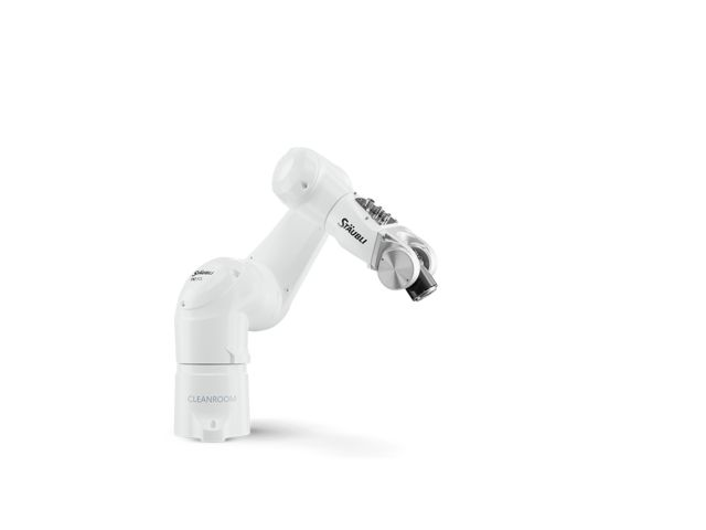 TX2-90 Cleanroom / Supercleanroom 6-axis robotic arm