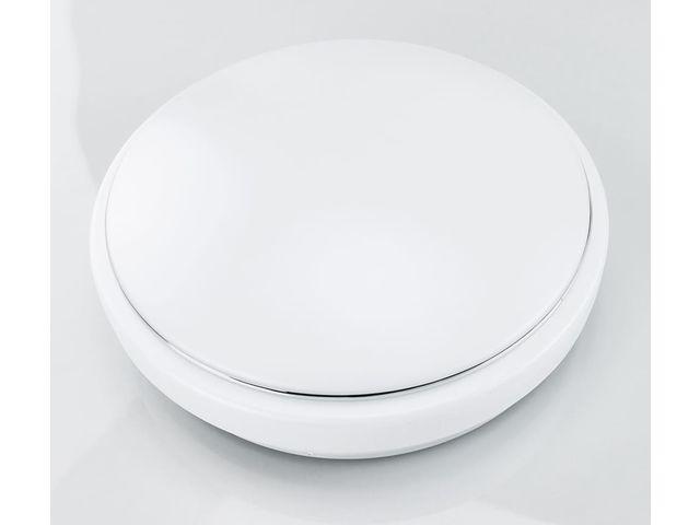 runde led deckenleuchte integrierte led lampe dimmbar 260 mm 10 w 3000 k kontakt itec. Black Bedroom Furniture Sets. Home Design Ideas
