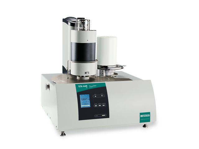 Thermischen Analyzer : STA 449 F3 Jupiter