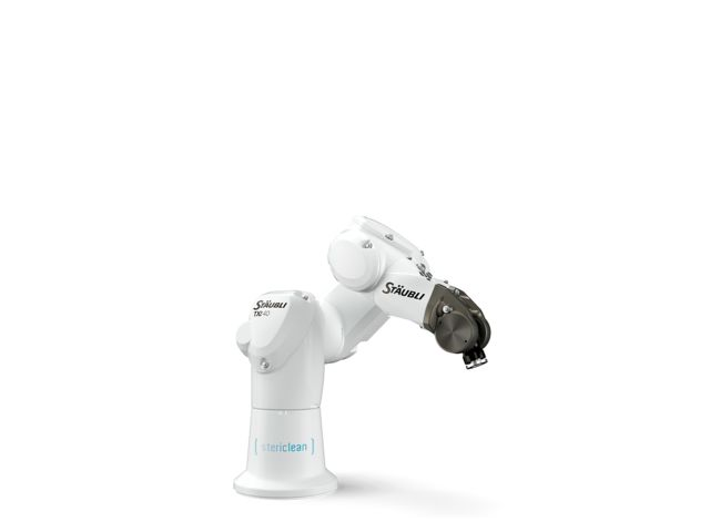 TX2-40 Stericlean 6-axis robotic arm