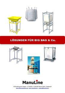 ManuLine - Lösungen für Big Bag & Co. - MANULINE