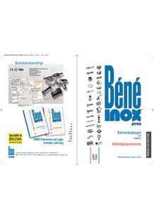 Unsere Produktlinie - BENE INOX