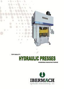 Hydraulische Pressen - ERLO GROUP