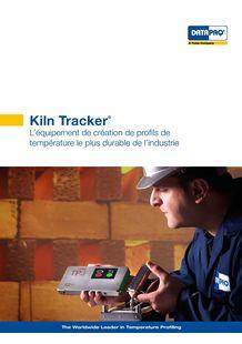 Kiln Tracker System - Optimale Brennprozesse - DATAPAQ