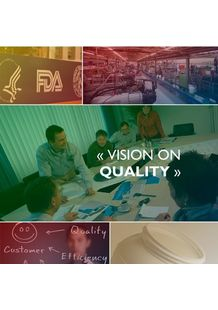 Vision on quality - CURTEC FRANCE