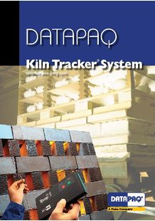 Kiln Tracker System - Optimale Brennprozesse - DATAPAQ