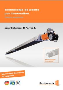 Dunkelstrahler - Innovativ und energiesparend - SCHWANK