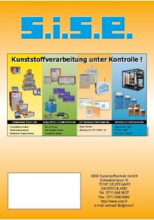 CATALOGUE ALLEMAND - SISE
