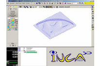 Software: Inca 3D Design Studio SCAN